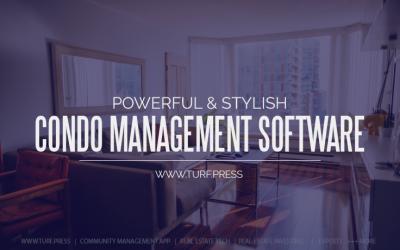 Powerful & Stylish Condo Management Software