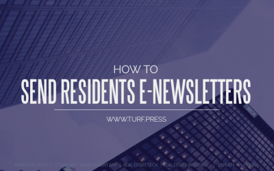 How To Make a Newsletter For Your Property