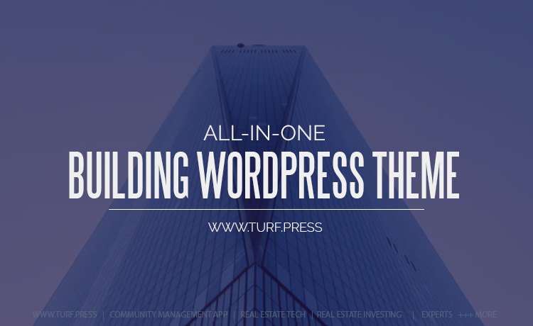 The Best Apartment Building WordPress Theme