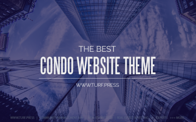 The Best Condo Website Theme With Design Examples
