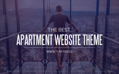 The Best Apartment Building Website Theme: Plus Design Examples